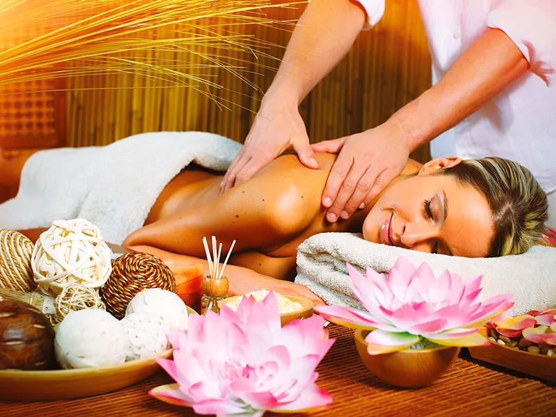 Královská thajská olejová masáž